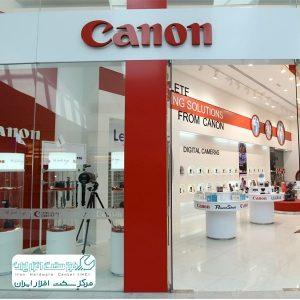 نمایندگی canon در تهران
