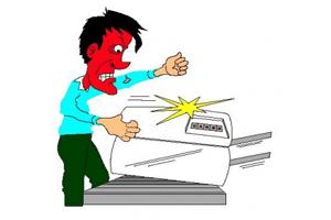نمایندگی کانن - چرا دستگاه کپی کار نمی کند