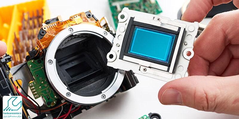 تعمیر فلش دوربین کانن