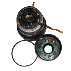 تعمیر لنز دوربین کانن