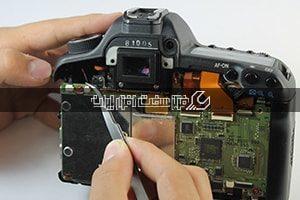 تعمیرات دوربین حرفه ای کانن