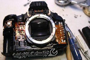 تعمیرات دوربین کانن در تهران