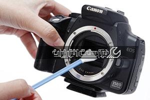 ccd دوربین canon