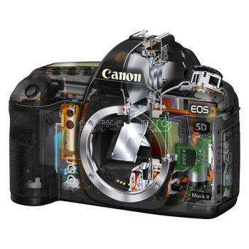 تعمیرات مجاز canon