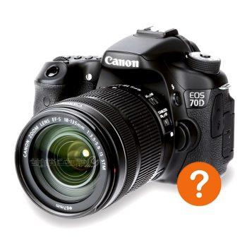 سوالات رایج دوربین کانن
