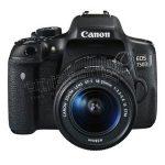 دوربین دیجیتال کانن EOS 750D