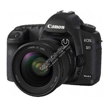 عیب یابی دوربین کانن EOS 5D Mark II