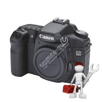 تعمیر دوربین کانن EOS 50D