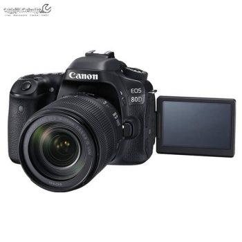 نمایندگی دوربین کانن Eos 80D EF S