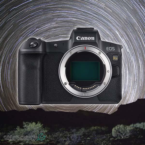 دوربین کانن EOS Ra