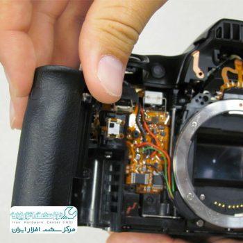 تعمیر برد دوربین فیلم برداری کانن