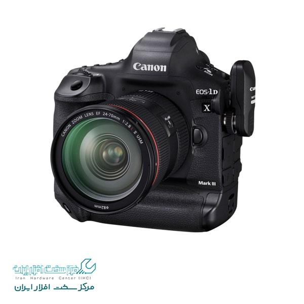 دوربین کانن EOS 1D X Mark III