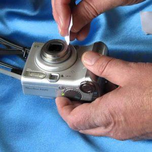 عیب یابی دوربین عکاسی کانن