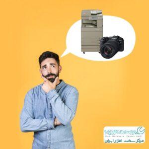 سوالات متداول کاربران نمایندگی کانن در کرج