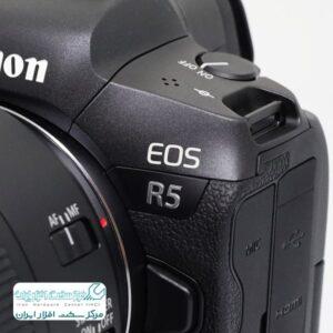 معرفی دوربین های EOS R5 و EOS R6 کانن