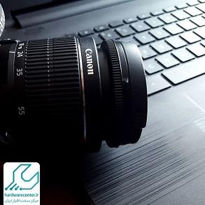اتصال دوربین عکاسی به لپ تاپ