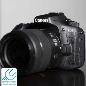 تعمیر دوربین کانن مدل EOS 90D