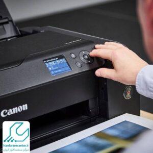 تنظیمات چاپگر برای چاپ عکس