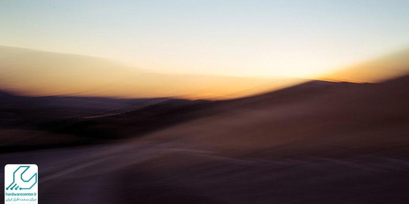 ریتم موجی در عکاسی