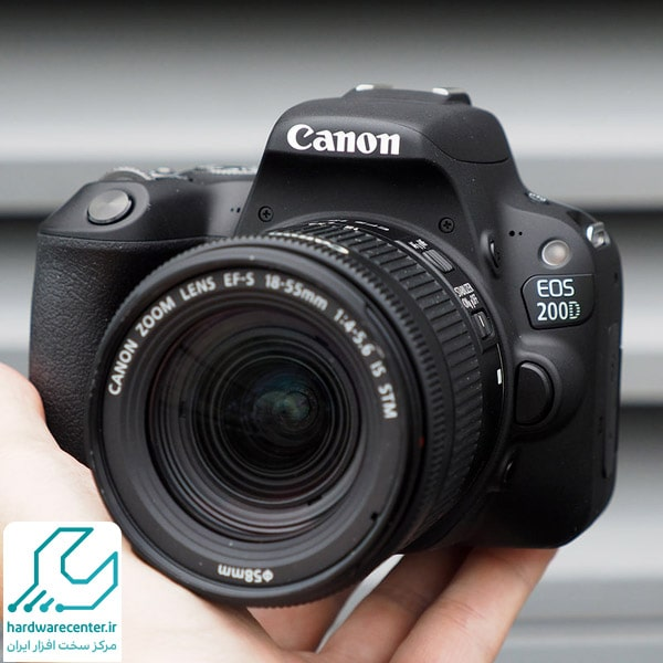 دوربین های کانن سری ای او اس (SLR EOS)