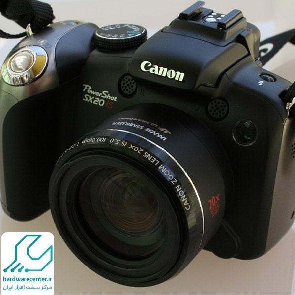 انواع مدل های دوربین های عکاسی کانن