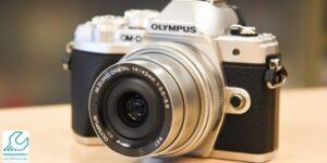 دوربین دیجیتال بدون آینه الیمپوس مدل OM-D E-M10